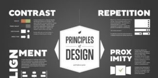 Important principles of graphic design NZ business